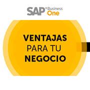 Infografia - Ventajas de SAP Business One