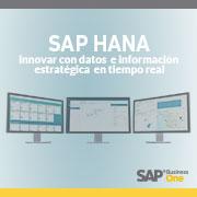 ¿Que es SAP Business One HANA?