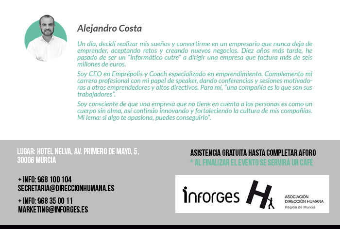 contacto inforges