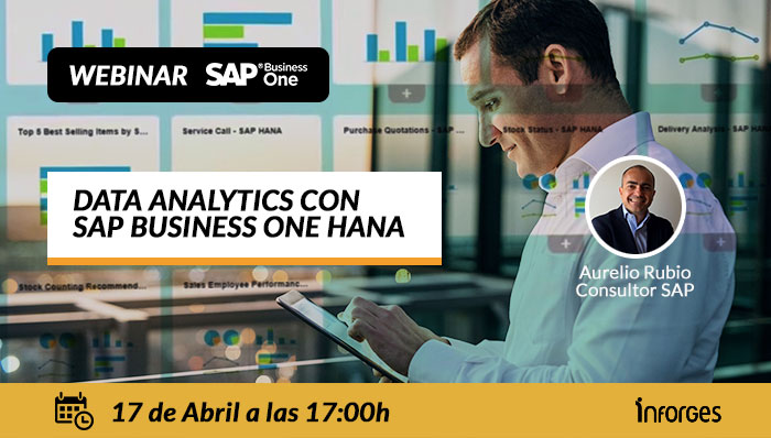 Webinar SAP Business One - Data Analytics