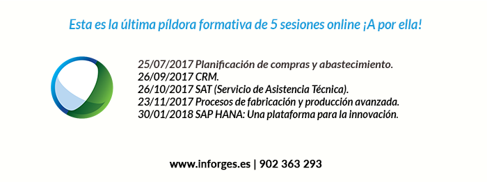 Listado Webex SAP Businnes One
