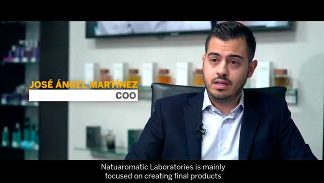Caso de éxito SAP Business One Natuaromatic | Inforges Seidor
