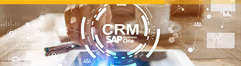 crm sap business one - inforges