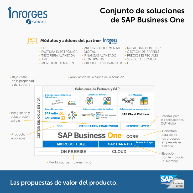 ERP SAP Business One Propuesta de Valor