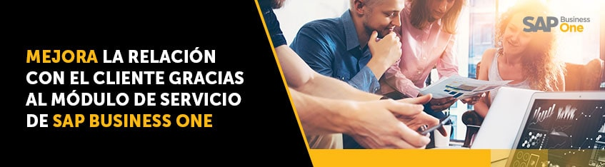 modulo servicio sap business one - inforges