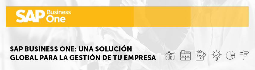sap business one solucion global - inforges