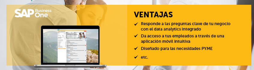 ventajas sap business one