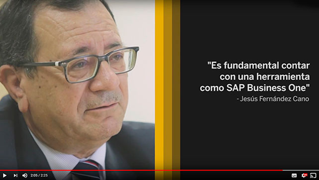 caso de exito sap business one inmesol - inforges