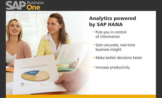 Video HANA Analytics
