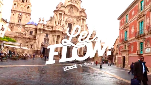 Let`s Flow: El espacio de innovación / THE innovation hub