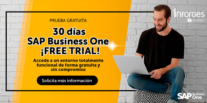 FREE Trial SAP Business One 30 días